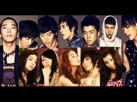Wonder Girls + 2PM @ I Like Radio 中廣流行網 (Taiwan Radio) Part 1 [19.08.2010]