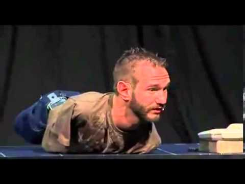 Attitude Is Altitude - Nick Vujicic video