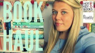 Book Haul | Hot Key Books & Piccadilly Press Blogger Brunch | April 2015