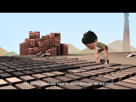 Say NO to Child Labour - QAS :)