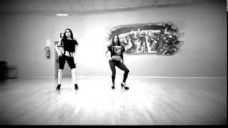 Fifth Harmony - BO$$ (BOSS) Easy Choreography for Beginner (High-hells)