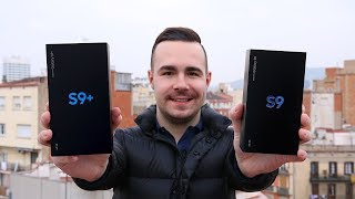 Unboxing: Samsung Galaxy S9 & S9+ (Deutsch) | SwagTab