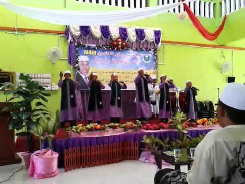Tempat Ke-3 Nasyid Bahasa Arab | Ihtifal Kurikulum Azhari Yips 2013 | Sri Al Furqan Perlis video