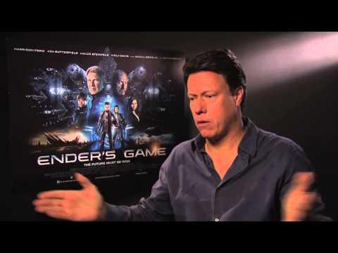 Gavin Hood Interview -- Ender's Game | Empire Magazine