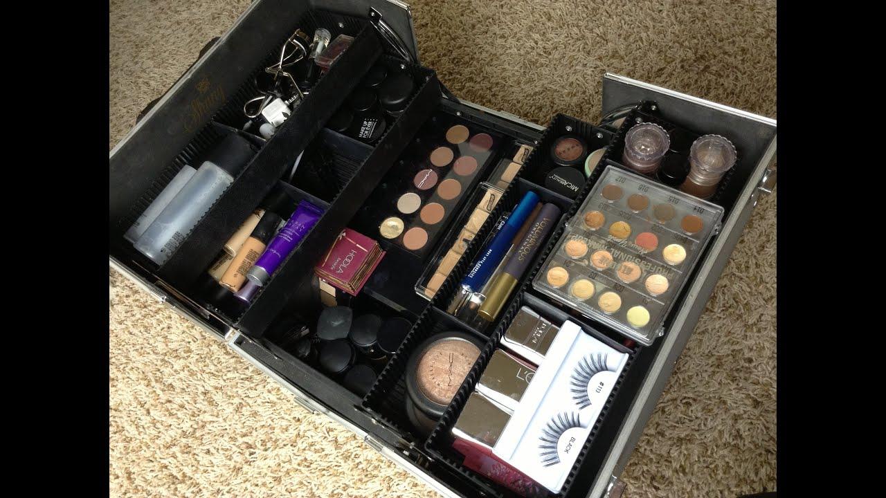 in my Freelance Makeup Kit