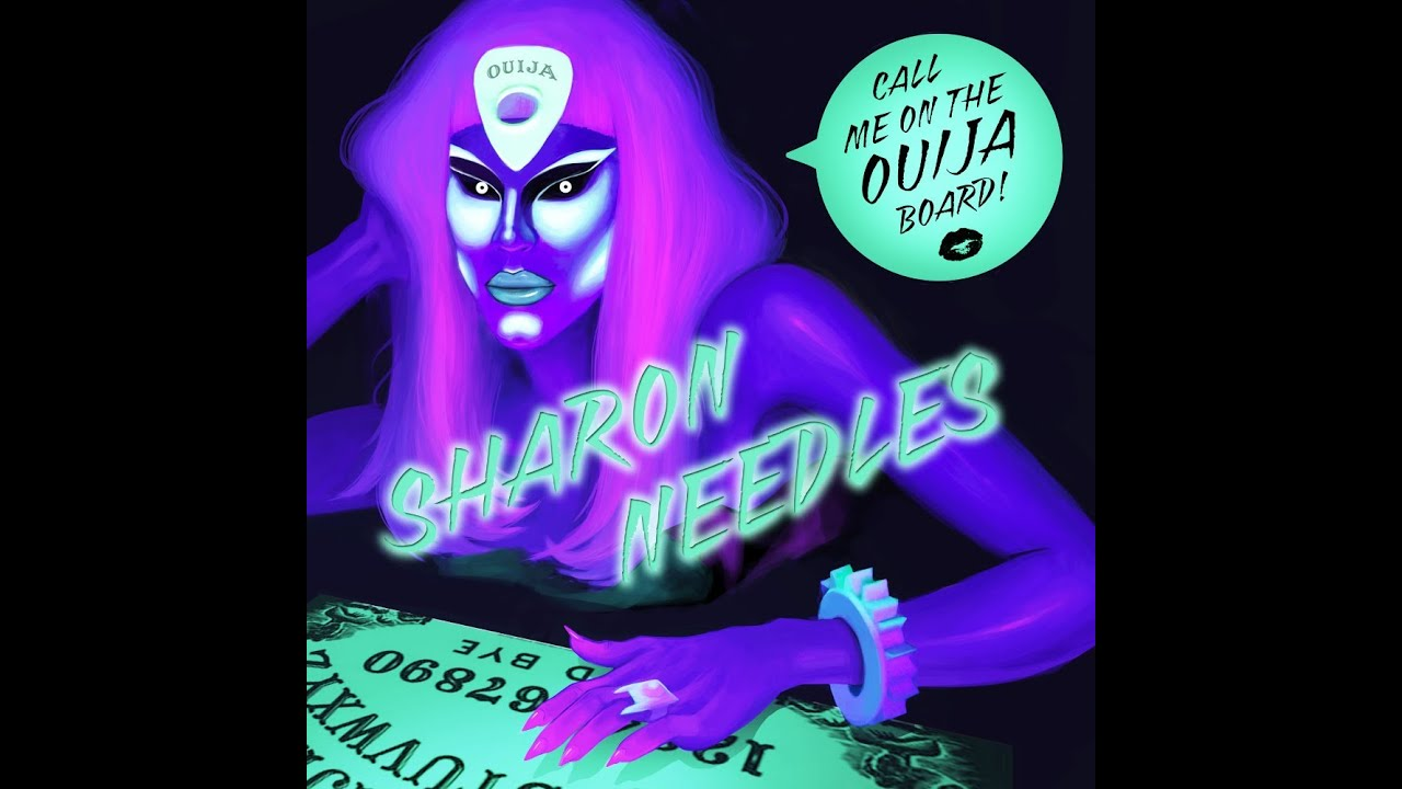 Sharon Needles Kai Kai Sharon Needles Call me on