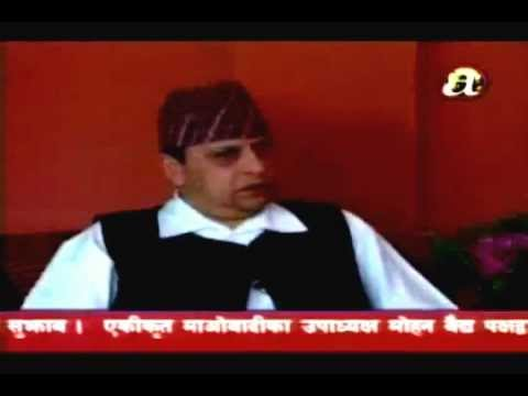 Exclusive interview with ex King Gyanendra