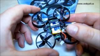 Mini DRONY z Aliexpress - recenze a zkušenosti