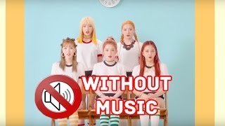 Download Lagu 레드벨벳 Red Velvet - Russian Roulette (MV Without Music) Gratis STAFABAND
