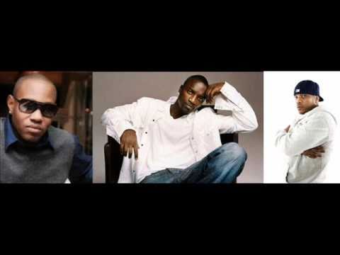 Akon Ft Taz & Styles P Locked up (Remix)