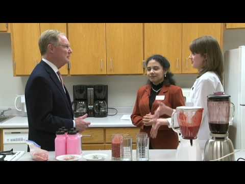 Inside OSU - Nutritional Sciences Video
