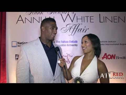 Stevie Baggs Interview with ATL Red Carpet