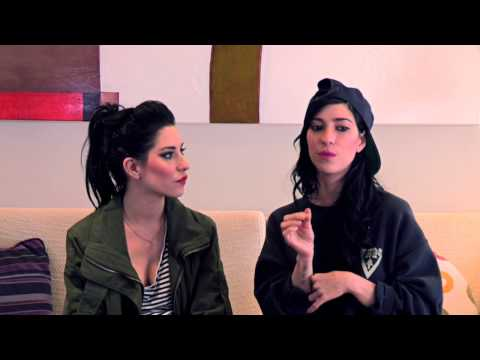 The Veronicas Pop Mob Interview