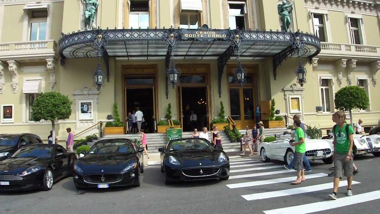 Monaco Monte Carlo Cars 2010 Monaco Monte Carlo Casino