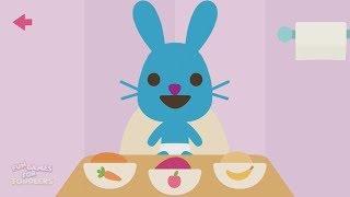 Fun Baby Pet Care - Diaper Change, Bathing, Feeding and Playing - Sago Mini Babies