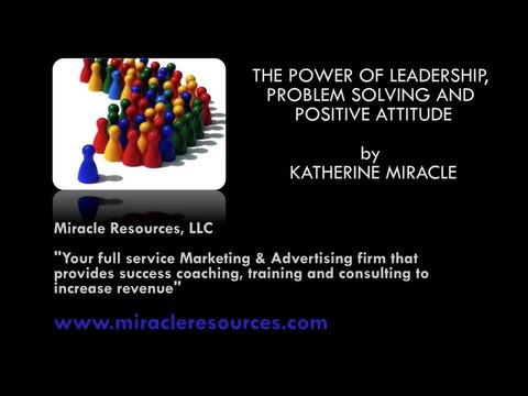 """does attitude reflect leadership If you change your attitude and become more enthusiastic, more positive, more results-oriented, more hands-on, more """"whatever makes your work better"""", chances are your team will follow you and will reflect your attitude."""
