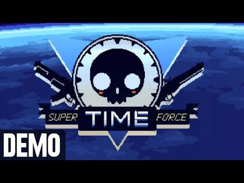 Super Time Force - Demo Fridays