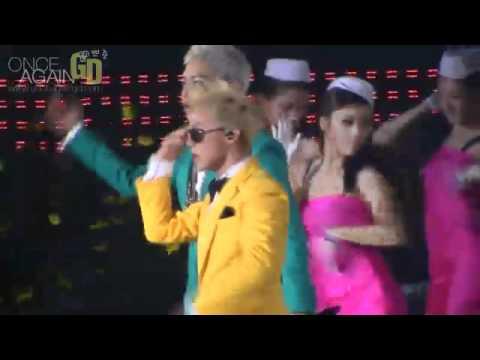 (FANCAM) BIGSHOW 2011 D-1 GD+TOP - HIGHHIGH