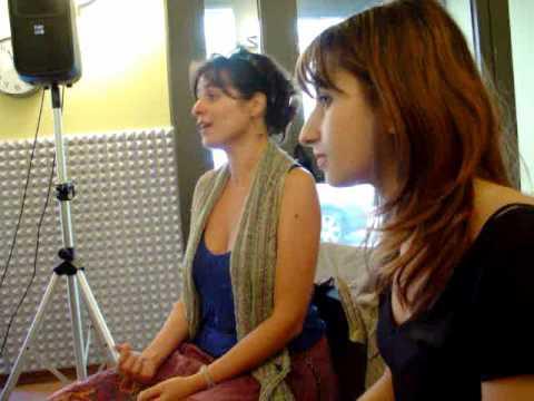 Bob Stoloff - Scat Vocal In Rome 09 15 07 video