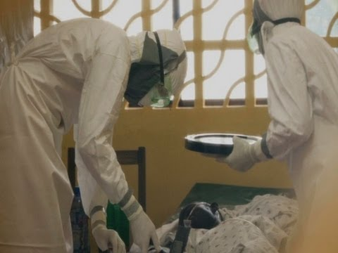 Deadly Ebola Virus Threatens West Africa klip izle