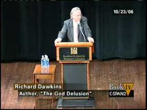 Richard Dawkins - &quot;What if you&#039;re wrong?&quot;