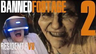 """""""BED TIME!"""" Resident Evil 7: Biohazard PSVR - Banned Footage Vol. 1 BEDROOM"""