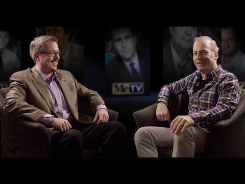 Vince Gilligan & Bob Odenkirk on MeTV - Part 2