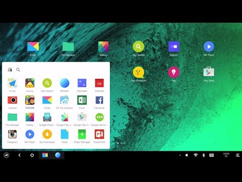 how to install android os on pc 2018 youtube