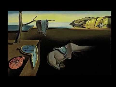 Salvador Dalí, The Persistence of Memory, 1931