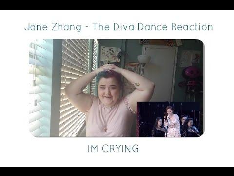 Jane Zhang (???)  - The Diva Dance LIVE Reaction