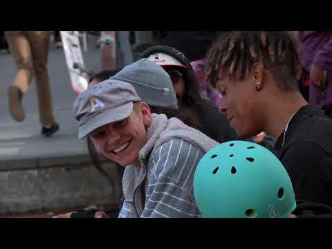 Highland Skate Plaza Indy Demo 2019