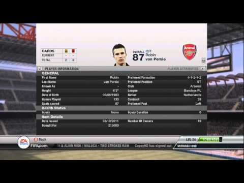 Fifa 12 Ultimate Team - Trading - Episode 7