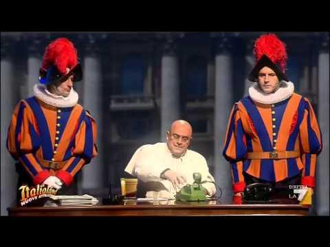 Italialand – IL PAPA , L'ICI E DON VERZE' -ITALIALAND — 16/12/11