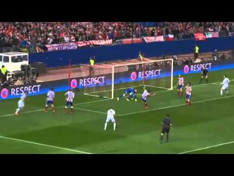 Atletico Madrid vs Real Madrid 0 - 0 [Champions League] Highlights 15/4/2015