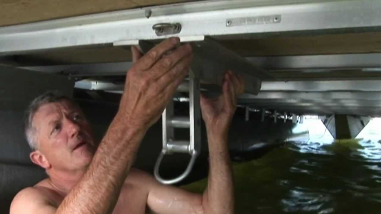 Anchor Wizard Installation Instructions For Your Pontoon