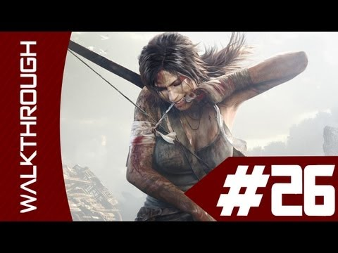 Tomb Raider Reborn (HD): Walkthrough Pt. 26 - Normal Difficulty