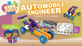 Kids First Automobile Engineer by Thames & Kosmos