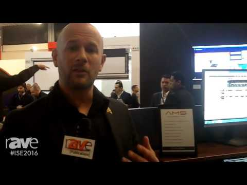 ISE 2016: Atlona Discusses AMS Atlona Management System for IP-Controllable Devices