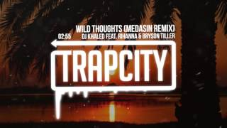 download lagu Dj Khaled - Wild Thoughts Medasin Remix Feat. Rihanna gratis