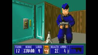 Wolfenstein 3D: Spear of ABSOLUTE AGONY