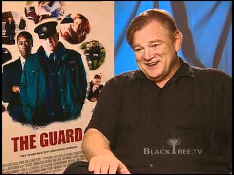The Guard interview w/ Brendan Gleeson