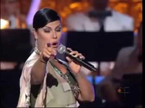Olga Tañon - Basta ya (en vivo tribute a Marco Antonio Solis) con letra japones