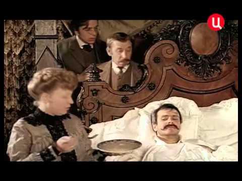 Видео как снимали Шерлока Холмса