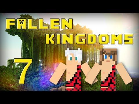 fallen kingdoms 2 : frigiel & ectalite | jour 7 - minecraft