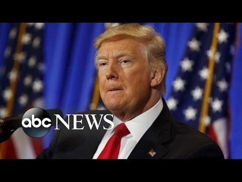 Trump: Russia Allegations 'Nonsense' #1
