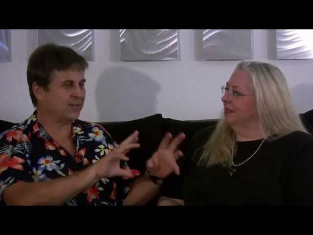 Mitchell Rabin interviews Denise Galon, Champissage and Holistic Healing