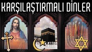 Karşılaştırmalı Dinler: Yahudilik - Hıristiyanlık - İslam / Caner Taslaman / Ömer Faruk Harman