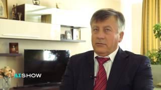 Reportaj AISHOW: Frații lui Dumitru Diacov