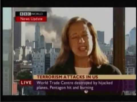 BBC Reports Collapse of WTC Building 7 Early-- TWICE