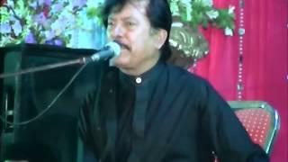 Attaullah Khan in Tarati Wedding (30 Sep 2012) Full